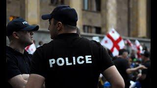 Le Point (Франция): хотите расформировать полицию? В Грузии уже сделали это. Le Point, Франция.