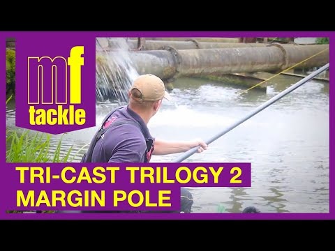Pole Fishing - Tri-Cast Trilogy 2 Margin - Extreme Test!