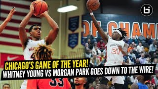 Battle of the Year to Start the Season: Whitney Young vs. Morgan Park