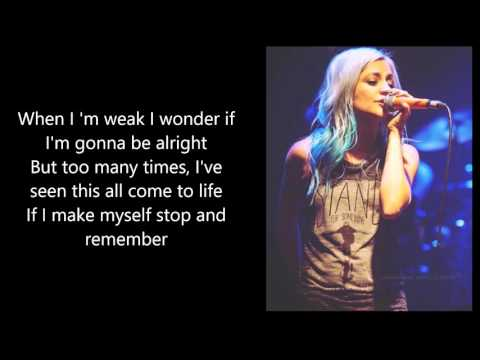Impossible - Lacey Sturm (Karaoke)