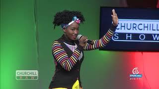 Comedian Mwende - Students Wa Shule Za Ploti
