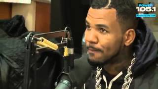Game at The Breakfast Club - Power 105.1