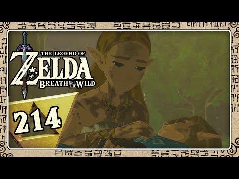 THE LEGEND OF ZELDA BREATH OF THE WILD Part 214: Die 13. Erinnerung