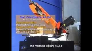 Band Saw Machine Bs-250