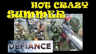 Defiance Gameplay with DraculaSWBF2 - Hot Crazy Summer 06/08/2017