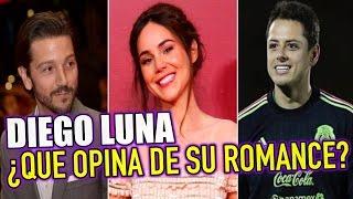 Diego Luna ROMPE EL SILENCIO Sobre Romance de Camila Sodi y Chicharito