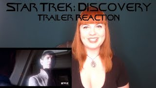 Star Trek Discovery Trailer Reaction and Review - My Thoughts on the Show