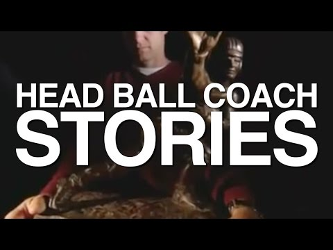 Head Ball Coach Stories: Checking on Danny