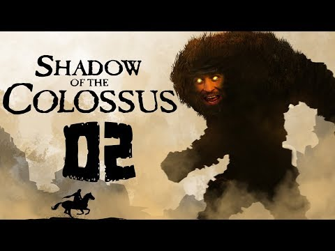 Shadow of the Colossus PS4 Remaster mit Simon, Nils & Budi #02 | Knallhart Durchgenommen