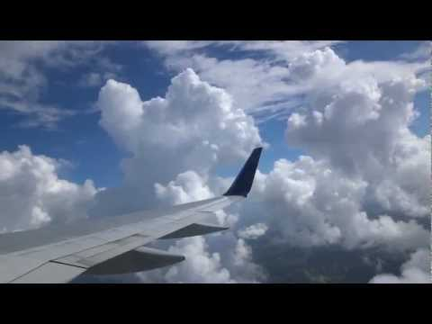 Takeoff from Jacksonville International Airport