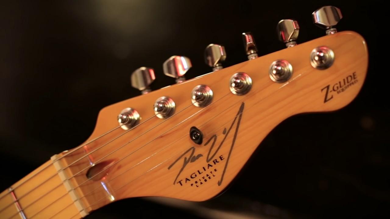 Dean, Leslie West Woodstock 40th Anniversary Guitar, 2009