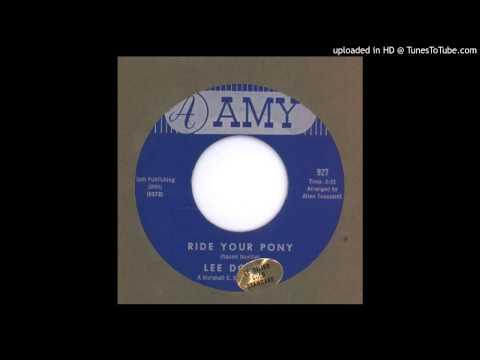 Dorsey, Lee - Ride Your Pony - 1965