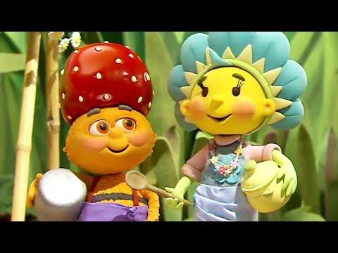 Fifi and The Flowertots | Aunt Tulip's Carnival | Full Episode | Cartoon For Children 🌻