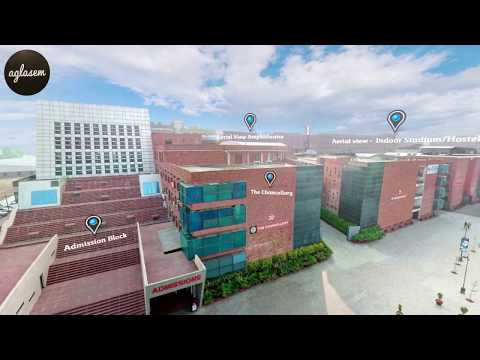 Campus in 60 Seconds: Lovely Professional University (LPU)