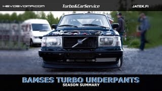 Bamse's Turbo Underpants: Season Summary