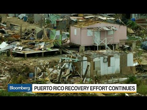 Puerto Rico's Economic Hurdles to Storm Recovery