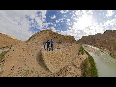 IRAN  Shiraz - Bushehr (Persian Gulf) Road Trip