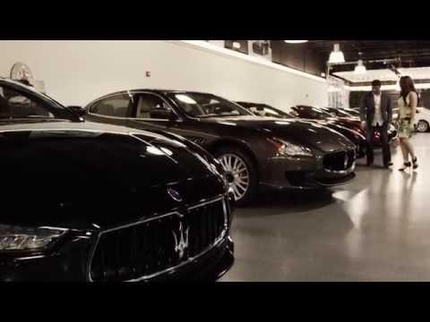 Maserati of Cincinnati Amenities