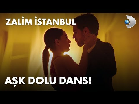 Aşk dolu dans!