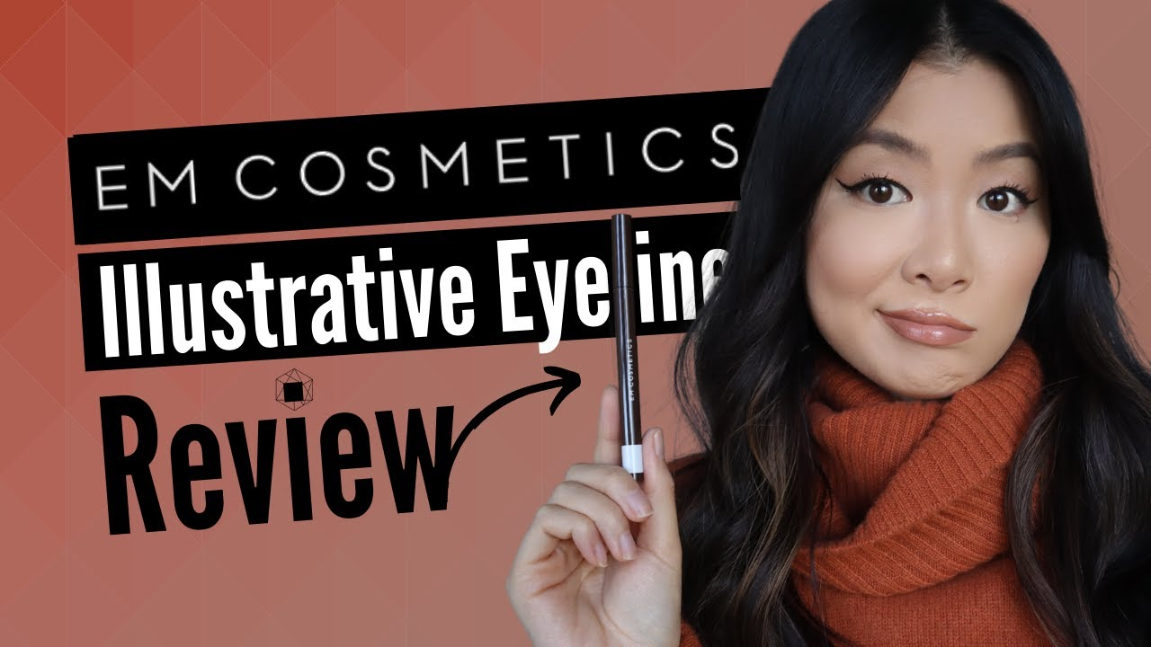 Em Cosmetics Illustrative Eyeliner Review (WEAR TEST)