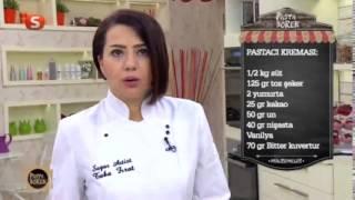 Gülenay ile Pasta Börek | Pastacı Kreması Tarifi Video
