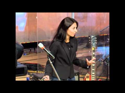 Tanya Pinto speaks at TEDxSMU