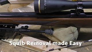 How to Remove a Stuck Bullet! - Quick Tips