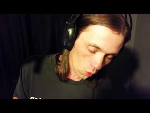 ASMR Experimental Tuvan Overtone Singing Random Tapping Scratching Crackling