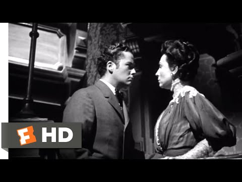 The Magnificent Ambersons (1942) - The Talk of the Town Scene (6/10) | Movieclips