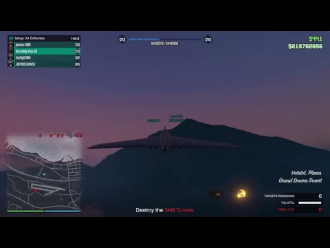 Gta V Act Ill Setup Air Defenses (Heist)