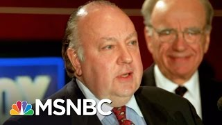 Roger Ailes' Legacy From Nixon To FOX | AM Joy | MSNBC