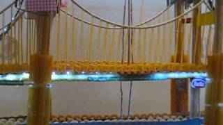 Elementary School Science Project - Building A Bridge - 2010