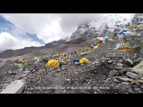 From the bottom to the top - my attempt to summit Everest 2017