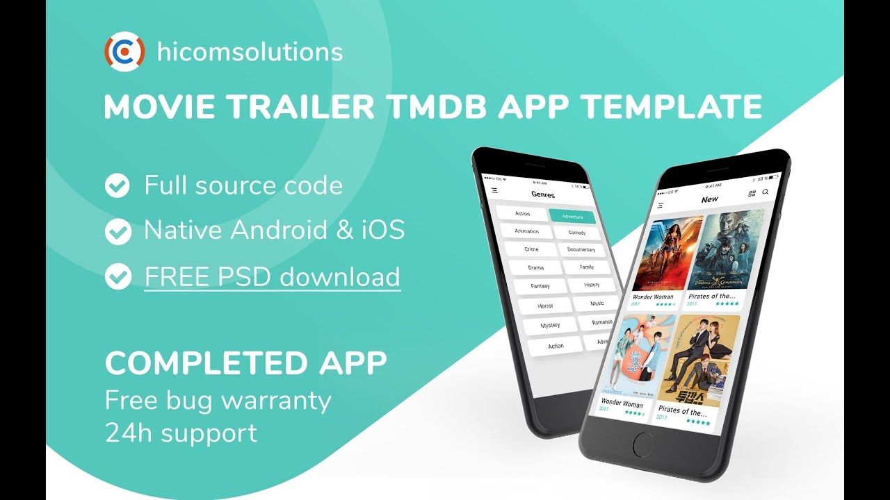 mobile app templates for sale