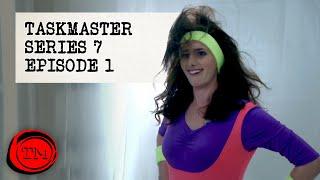 Taskmaster - Series 7, Episode 1 | Full Episode | 'The Mean Bean'