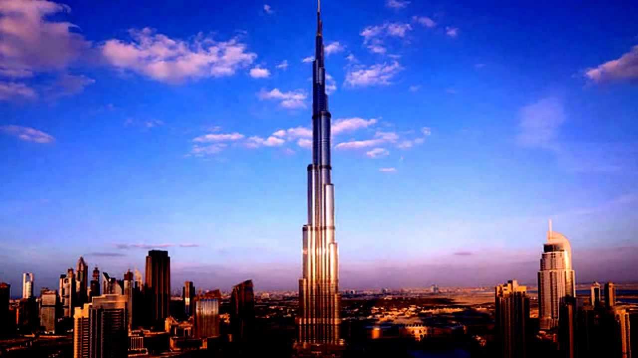 burj khalifa tower dubai il grattacielo pi alto del