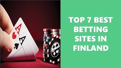 Top 7 Best Betting Sites in Finland