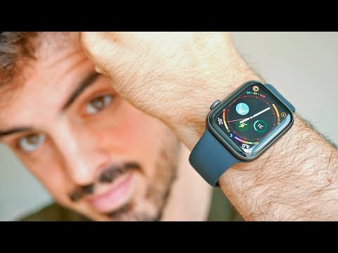 Apple WATCH SERIES 4, ¡LO PROBAMOS, es TREMENDO!