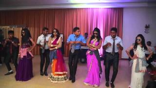 Rajitha & Theja Wedding Surprise Dance Act...........!!!!!!!