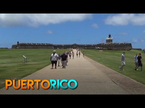 Castillo San Felipe del Morro - Old San Juan, Puerto Rico