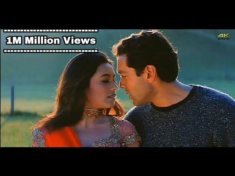 Na Milo Humse Jyada -Badal (2000) 4K Bobby Deol, Rani Mukerji