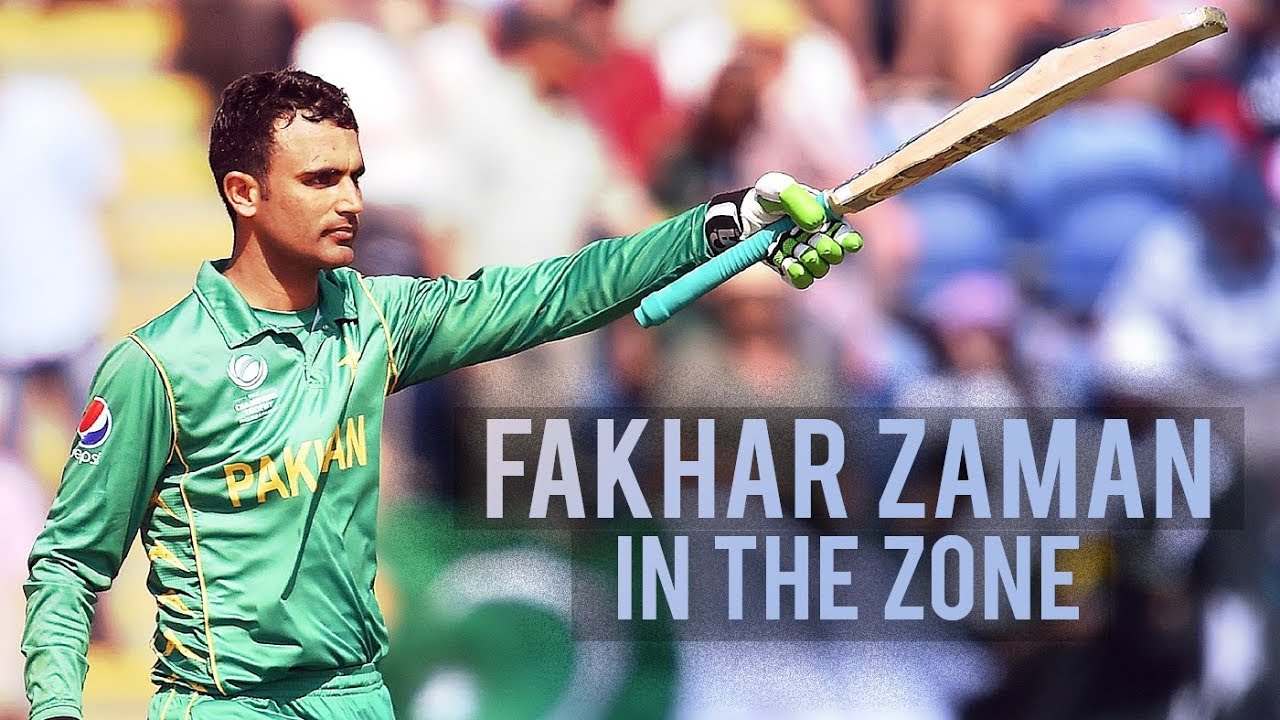 Image result for Fakhar Zaman
