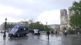Теракт в Нотр-Дам в Париже