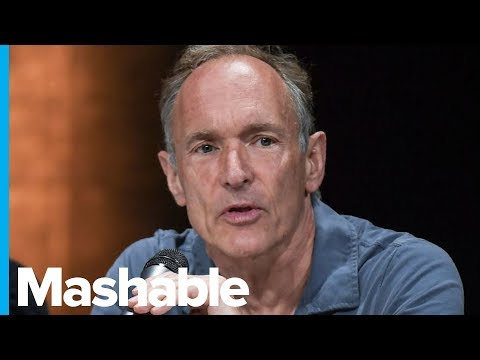 Tim Berners-Lee Is Building The Next Stage Of The Web