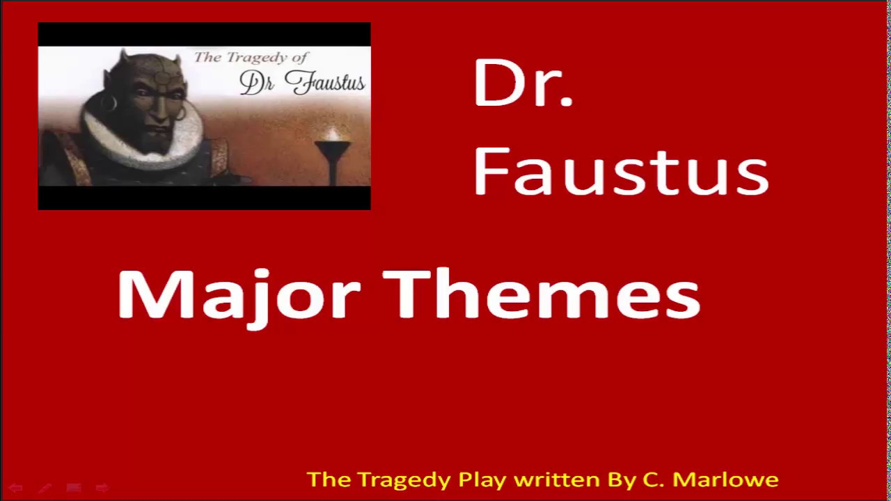 sin and redemption in dr faustus Despite numerous opportunities to turn back and seek redemption, dr faustus is consumed by his desire to know and learn more than the boundaries of human knowledge permit each decision to move forward in the fulfillment of the dark pact pushes dr faustus further away from the possibility of redemption.