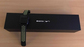 Apple Watch Series 2 Nike + 42mm