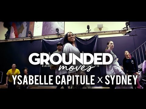 Ysabelle Capitule | GROUNDED Moves Sydney | Post Malone X F***