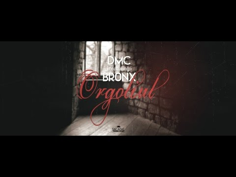 DMC featuring BR0NX - ORGOLIUL (Lyrics Video)