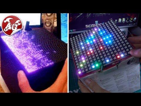 Вызов принят: LED кубик на Arduino