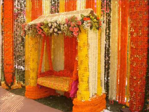 Marigold Theme Decoration Youtube
